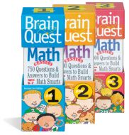 Brain Quest Cards Reading/Math